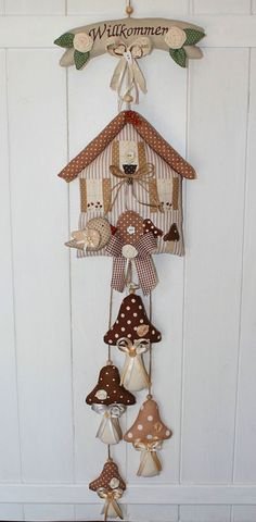 Lovely hanging decoration