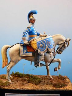 MASTERS PAINTING - Lugdunum Figurines Warrior Paint, Military Figures, French Army, Napoleonic Wars, Figure Model, Toy Soldiers, Troops, Cavalier, Collection