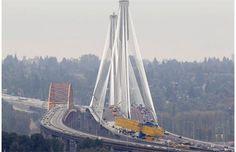 Eight Port Mann bridge lanes to open Dec. 1, tolls begin Dec. 8