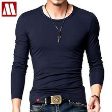 Cheap brand t shirt men, Buy Quality t shirt men directly from China t shirt men brand Suppliers: Hot 2018 New Spring Fashion Brand O-Neck Slim Fit Long Sleeve T Shirt Men Trend Casual Mens T-Shirt Korean T Shirts Casual T Shirts, Men Casual, Casual Outfits, Fashion Brand, Mens Fashion, Swag Fashion, Men With Street Style, Swagg, Spring Fashion