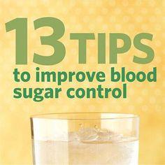 13 Diabetes Tips to Improve Blood Sugar Control | Diabetic Living Online