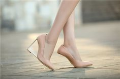 Product Code: FFS00050, Category: Shoes, Name of the Product: Transparent Heel ,Pumps Price: 4200/-, Size: 34/35/36/37/38/39/40/41/42, Buy Here: http://www.fashionfiesta.com/shop/heels/transparent-heel-pumps/
