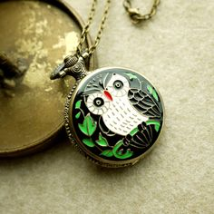 Owl Watch from Lalamagic