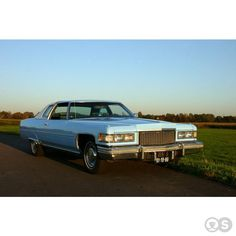 cadillac coupe deville 1975 lpg Took this to prom in 1980. The doors were literally 5 feet long.
