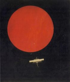 Kosmos1925 by Ilya Chashnik