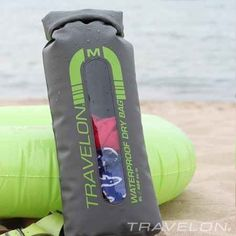 Self Sealing Dry Bag, $22 | 21 Travel Accessories That Will Make Your Life So Much Easier