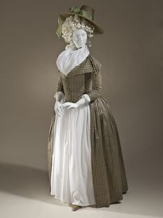 Undertaking the Making: Costume & Textiles Pattern Project | LACMA free pdf patterns of historical clothing