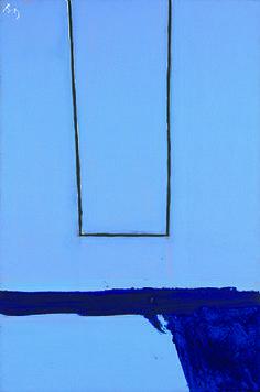 artnet Galleries: Open, #75 by Robert Motherwell from Miriam Shiell Fine Art Ltd.