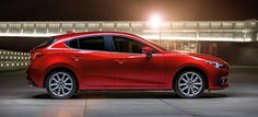 Looks aren't everything. It's the way your car makes you feel, the joy you get from the moment you turn on the ignition. What matters most to you? Mazda 3 Hatchback, Mazda Cars, Super Sport Cars, Car Makes, Car Pictures, Used Cars, Cars For Sale, Bmw, Lineup