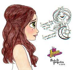 Luna y sus sueños