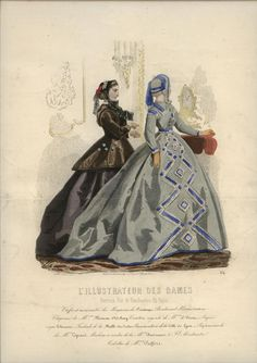 French fashions for 1865