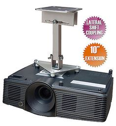 Projector Mounts and Stands: Projector Ceiling Mount For Benq Ch100 -> BUY IT NOW ONLY: $59.97 on eBay!