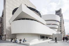 Gallery: Frank Lloyd Wright's Solomon R. Guggenheim Museum by Laurian Ghinitoiu,© Laurian Ghinitoiu