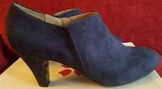 New in box Naturalizer Lunic navy blue booties shooties boots size 10 #Naturalizer #BootiesCheck out New in box Naturalizer Lunic navy blue booties shooties boots size 10 #Naturalizer http://www.ebay.com/itm/-/302478975712?roken=cUgayN&soutkn=XqggXG via @eBay