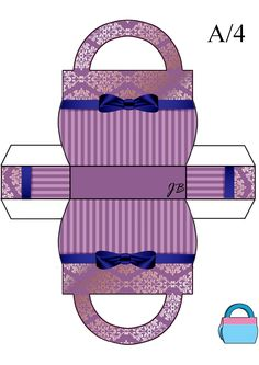 JB How To Make An Envelope, Diy Envelope, Paper Box Template, Paper Purse, Printable Box, Box Patterns, Diy Gift Box, Art N Craft, Party In A Box