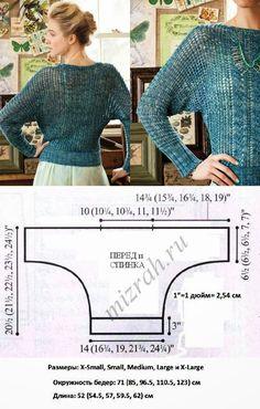 Crochê e tricô da Fri, Fri´s crochet and tricot Cardigan Pattern, Crochet Cardigan, Knit Crochet, Crochet Clothes, Diy Clothes, Sewing Patterns, Crochet Patterns, Knitting Paterns, Crochet Woman