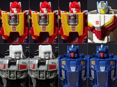 Transformers Titans Return Deluxe Wave 3 Case of 8 #transformer
