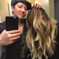 """A Little """"Balayage Party"""" Never Hurt Nobody"""