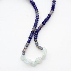 A personal favorite from my Etsy shop https://www.etsy.com/listing/227448926/sparkly-semi-precious-gemstone-handmade