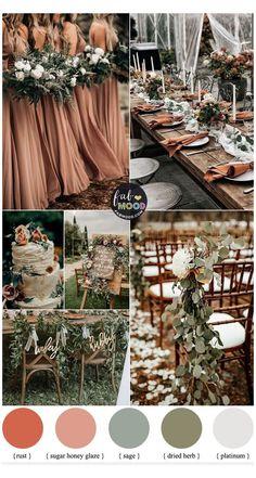 Rustic Wedding Colors, Neutral Wedding Colors, Winter Wedding Colors, Wedding Color Schemes, Spring Wedding, Dream Wedding, Wedding Country, Country Weddings, Rustic Weddings