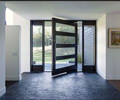 Extra Large Front Door