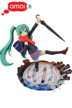 Vocaloid: Miku Hatsune (Mikumo) Traveling Mood Figure - 49,00 EUR : Manga Shop for Europe, A great selection of anime products