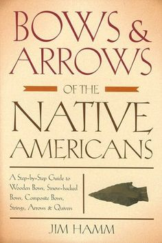 Interesting book, somewhat eclipsed by the Traditional Archer's Bible series.