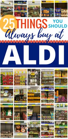 You all know how much I love ALDI. I mean, how could I not love the store that has saved us thousands of dollars over the years?? I often get questions from people asking what are the best things to …