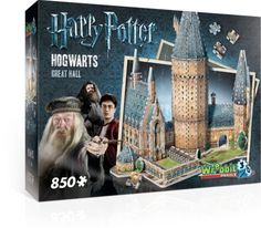 Become a real wizard by rebuilding your very own School of Witchcraft and Wizardry Hogwarts™ Great Hall a 850 pieces 3D puzzle from Wrebbit3D™ is part of a unique and exclusive Harry Potter™ Hogwarts™ Collection and includes famous buildings of the beloved World of Harry Potter™. Combine the 2 puzzles from this unique Harry Potter™ Hogwarts™ Collection Great Hall and Astronomy Tower and get a 3D puzzle of Hogwarts™ Castle of 1 710 pieces. Assembled Great Hall 3D puzzle: 19 75 L x 15 25 W x…