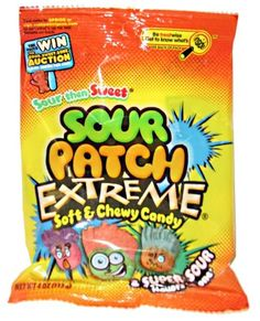 best sour candy ever!