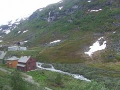 Flam, Norway - Scenic Train Ride to Voss: Village on the Flam Railway