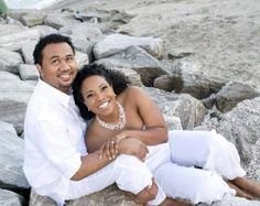 """Family Matters"""" Kellie Shanygne Williams and husband"""