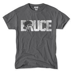 Bruce Lee 'Bruce' T-Shirt