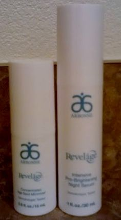 I am a general skeptic when it comes to certain product claims, but I am blown away by the results from this product combo! I have ance scars, sun spots and Melasma; and within 2 DAYS, I'm seeing spots heal & improve! I can not believe how quickly this is working!!     Revelage Intensive Pro-Brightening Night Serum  Revelage Concentrated Age Spot Minimizer  www.fitbeauty.myarbonne.com