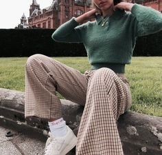 Outfits Casual, Mode Outfits, Retro Outfits, Fall Outfits, Vintage Outfits, Fashion Outfits, Fashion Tips, Fashion Ideas, Fashion Vintage