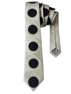 Polka Dot Tie Neck Tie for Men Mens Neck Wear Polka by WatfordTies