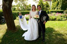 La boda de cuento de François, hijo de Beatriz de Orleans - Foto 2
