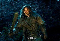 """""""I said...""""  (gif)"""