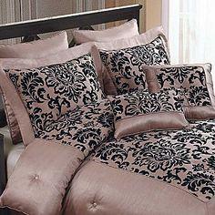 Waldorf 8-Piece Comforter Set