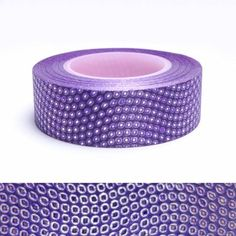 MASKING TAPE GLITTER POINTS VIOLET