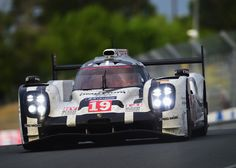 swissstash:  The least experienced drivers take P1 at the 24 Hours of Le Mans!