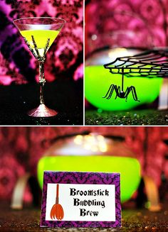 Frankensteins Halloween Wedding {How Cute!}