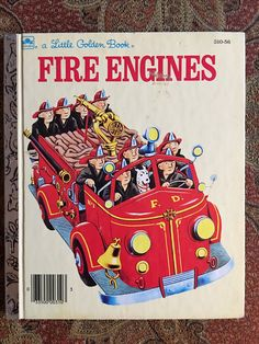 Fire Engines 310-56 1959