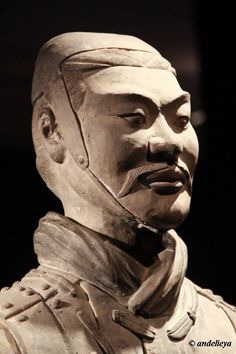 Photographic Journal: China's First Emperor's Terracotta Warriors Terracotta Army, China Architecture, Asian Art Museum, Ange Demon, Mystery Of History, Ancient Mysteries, China Art, Ancient China, Chinese Culture