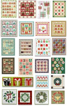 Free pattern day: Christmas 2015 (part 2)