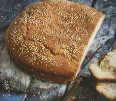 Άρτος Banana Bread, Food And Drink, Desserts, Recipes, Breads, Bread Rolls, Deserts, Dessert, Rezepte