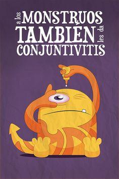 CONJUNTIVITIS. by ospina_oscar, via Flickr
