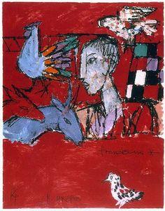 Rudolf Mirer Swissartgroup / Schweizer Künstler / Swiss Artist Galleria Morcote SIRAFO & Erni Kunsthandel