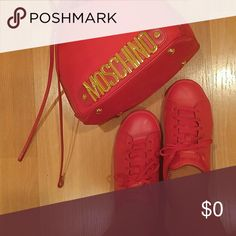 LUV poshmark💞 I truly love poshmark! I been hunting for the perfect pair of red nike KICKS for about a year until I found these babies! To all my poshmates if you hunt like a tiger it will be found only on poshmark. I searched everywhere high & low & every fashion route & couldn't find these mint kicks,they are a tennis sneaker I have been pining over for a while now. This is why POSH is the place to SHOP!🌹visit this seller I highly recommend in which I purchased 2 fresh pairs of Nike's…
