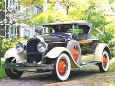 1928 Chrysler Roadster